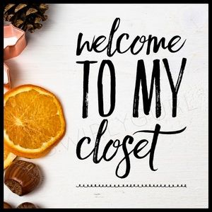 Welcome to my closet! 🎀😀💟🌹🌸